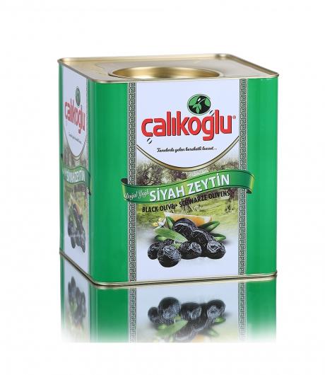Çalıkoğlu Özel Yağlı Sele Zeytin (Yeşil) 10kg