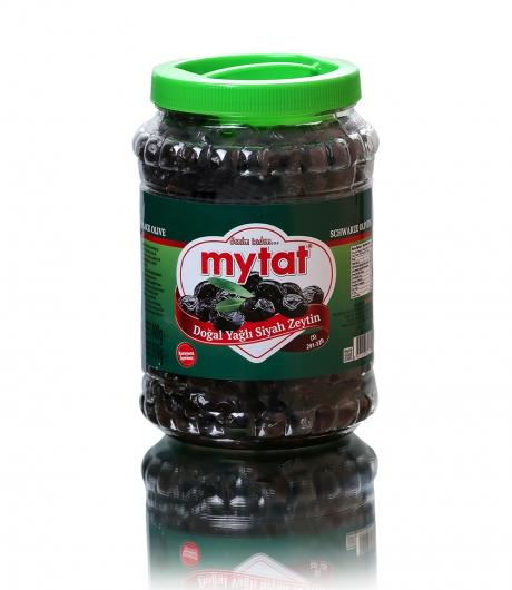Mytat Süper Siyah Zeytin 1400gr