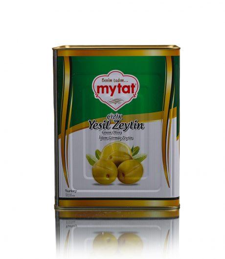 Mytat Çizik Yeşil Zeytin 10kg